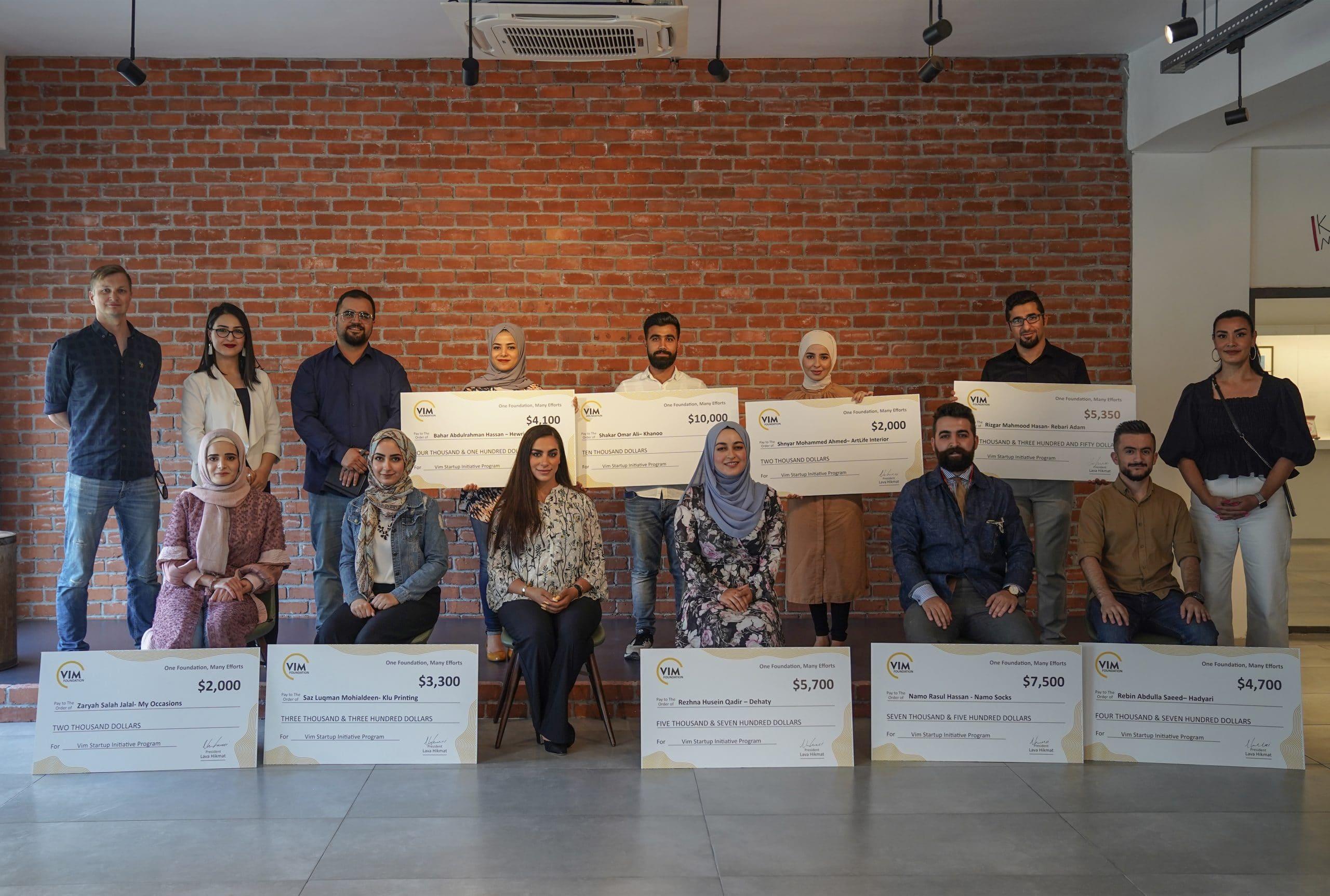 Vim Startup Initiative Program